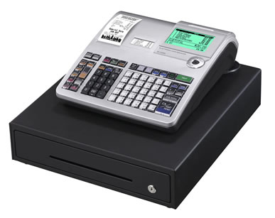 casio SE S3000 cash register